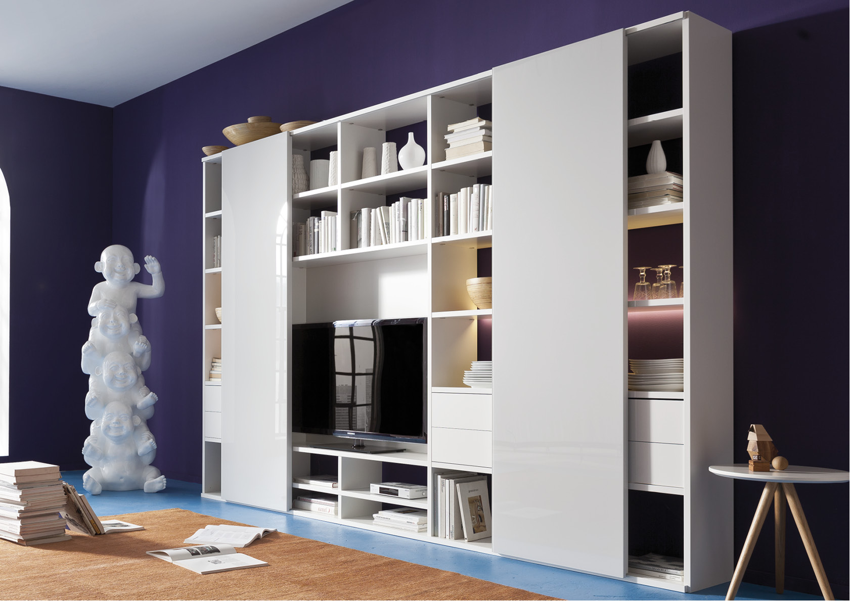 sutera regalwand wohnart einrichtungsbedarf gmbh in m nchengladbach. Black Bedroom Furniture Sets. Home Design Ideas